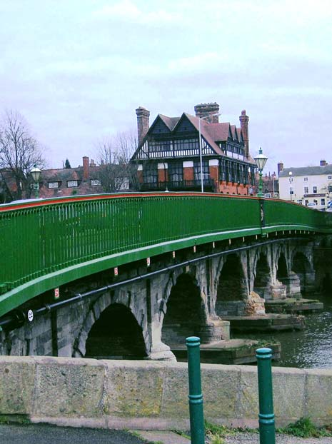 Bridge over River Trent